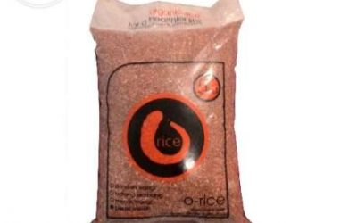 Beras organik o-rice katalog